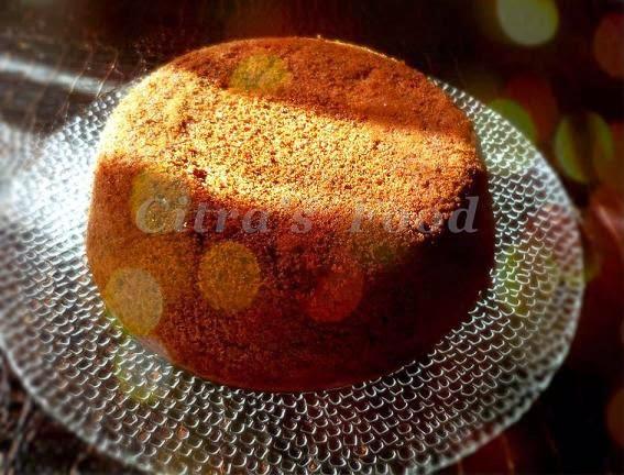 Sponge Cake Coklat Kukus