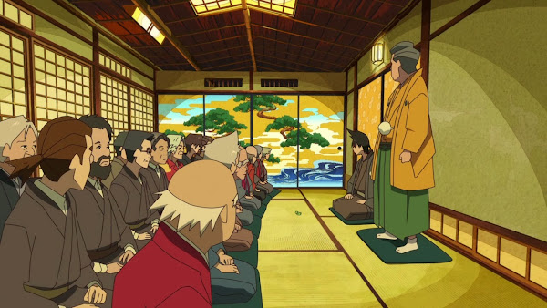 Xem Phim Uchōten Kazoku - The Eccentric Family | Image 2