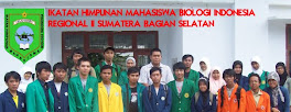 IKATAN HIMPUNAN MAHASISWA BIOLOGI INDONESIA (IKAHIMBI) REGIONAL II SUMBAGSEL