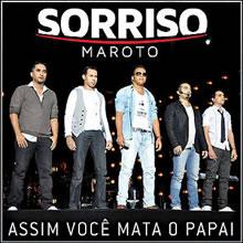 capa CD Sorriso Maroto – Brigas Por Nada – Mp3