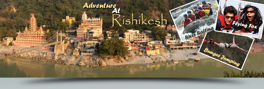 Adventure At Rishikesh