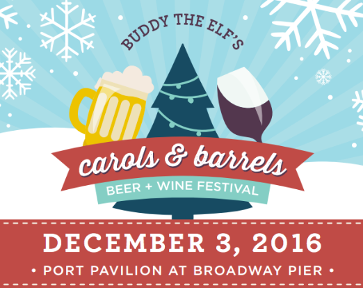 Promo code SDVILLE saves on passes to Carols & Barrels - December 3