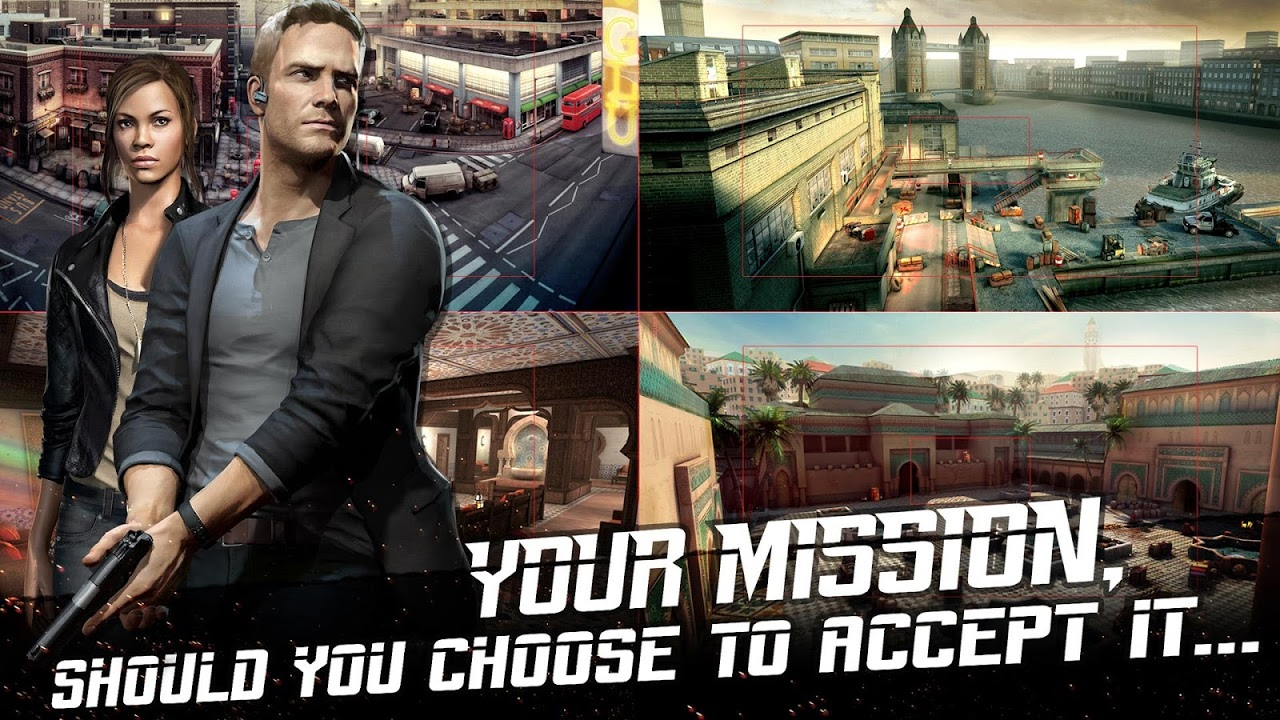 Mission Impossible Rogue Nation Gameplay IOS / Android