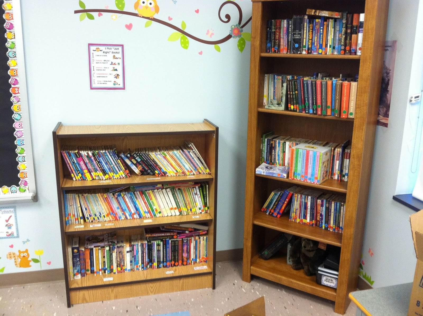 MML Educational Furniture: Flat-Pack School Bookcases