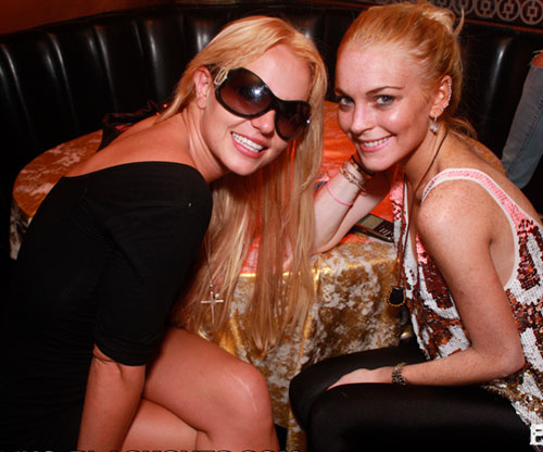 ¿Britney Spears está saliendo con el ex de Lindsay Lohan?