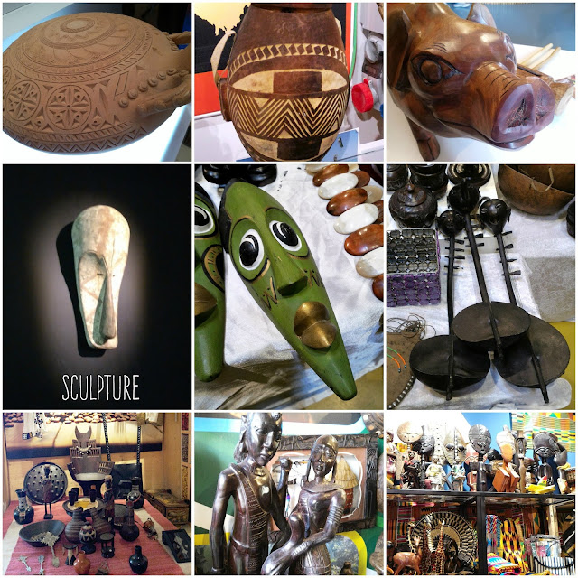 Sculpture craft pictures from Milan Expo 2015