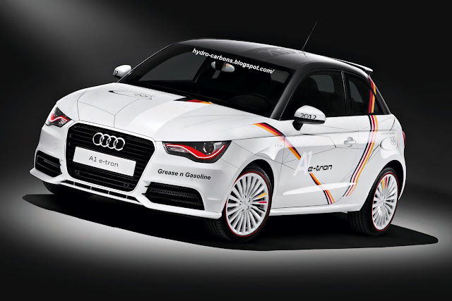 Audi A3 e-tron : The Plug-in Luxury Audi Electric Life: The Future in Motion