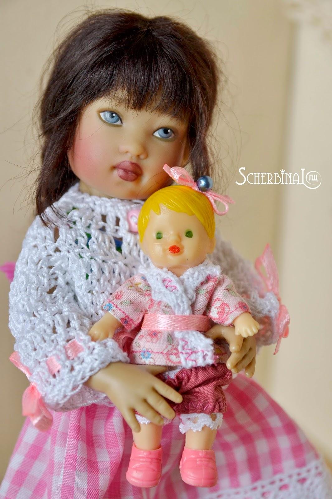 Коллекционные куклы Helen Kish: Zsu Zse