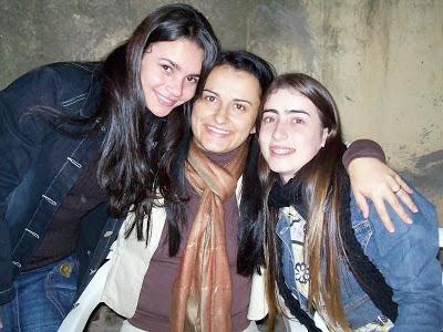 Francielle Miranda Pastora Claudia e Monara