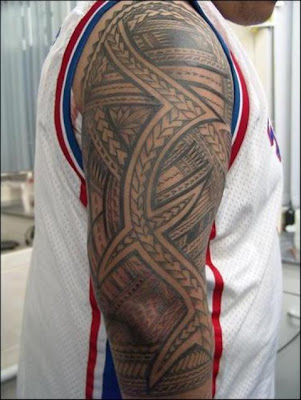 Maori Tribal Tattoos Design Picture5