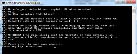 How to Root Micromax Canvas 4 (A210)