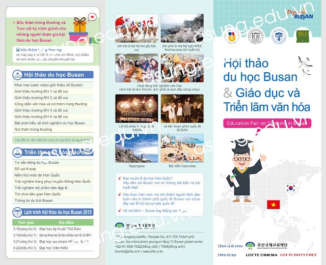 Triển lãm văn hóa giáo dục Busan 2015