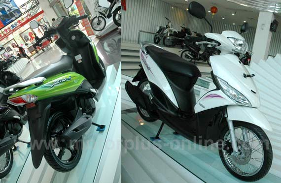 New Yamaha Mio JFI Injection title=