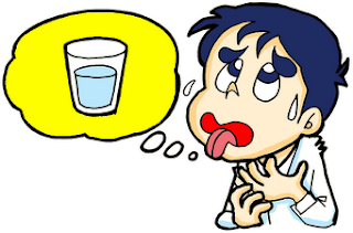 kenapa kita merasa haus