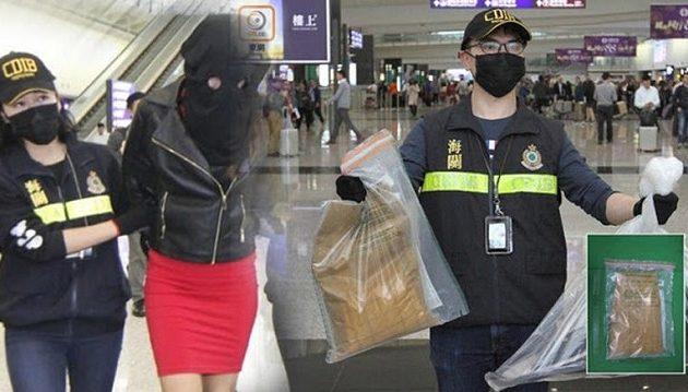 Το 19χρονο μοντέλο που πιάστηκε με την κόκα στο Χονγκ Κονγκ προσεύχεται να γυρίσει σπίτι της (βίντεο)