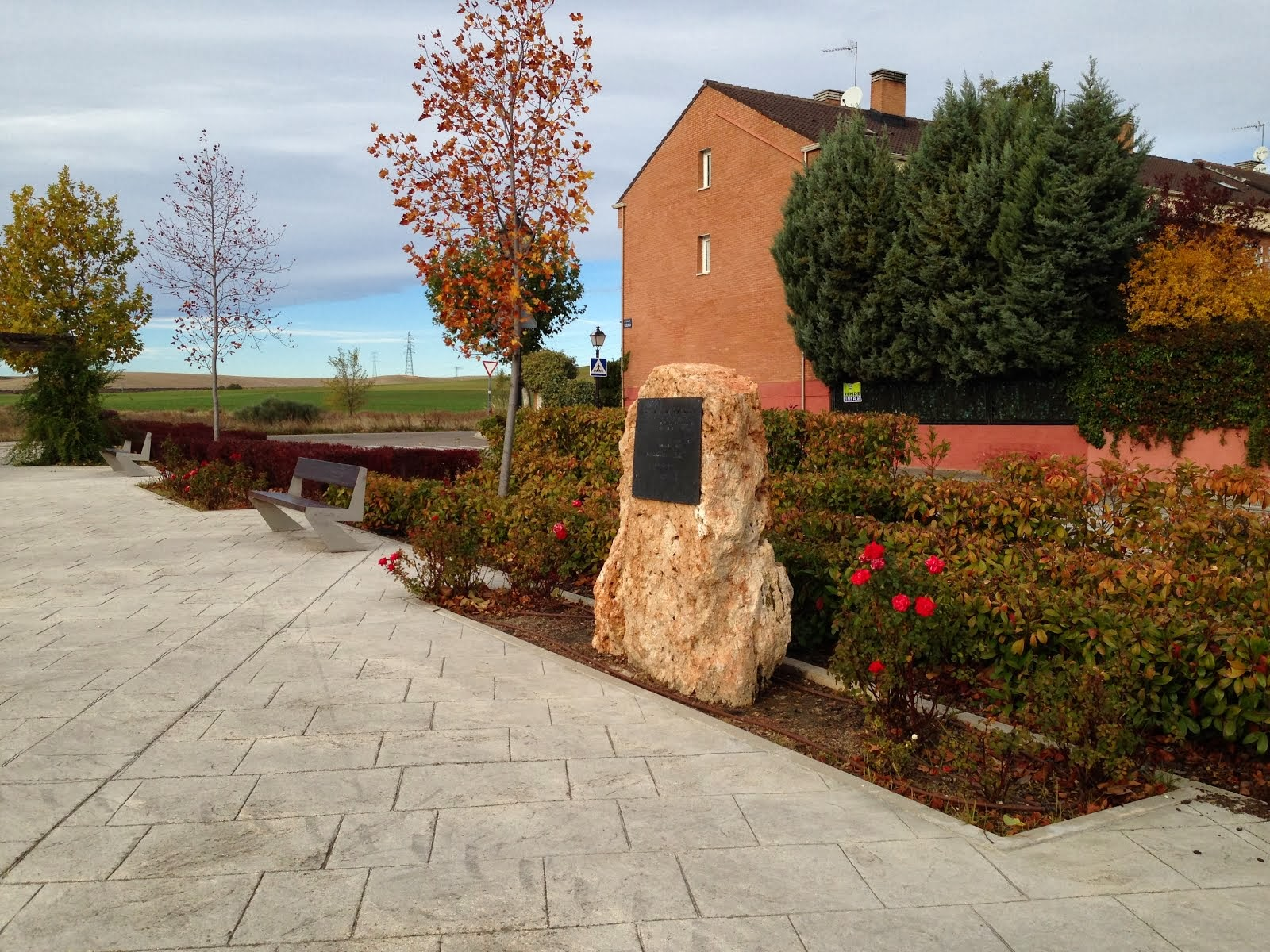 Monumento en el Parque 11 de Marzo