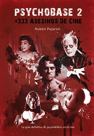 Psychobase 2: +333 asesinos de cine
