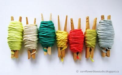 Ideas originales con pinzas de la ropa en Recicla Inventa