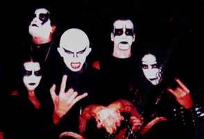 Hecate - mulher black metal