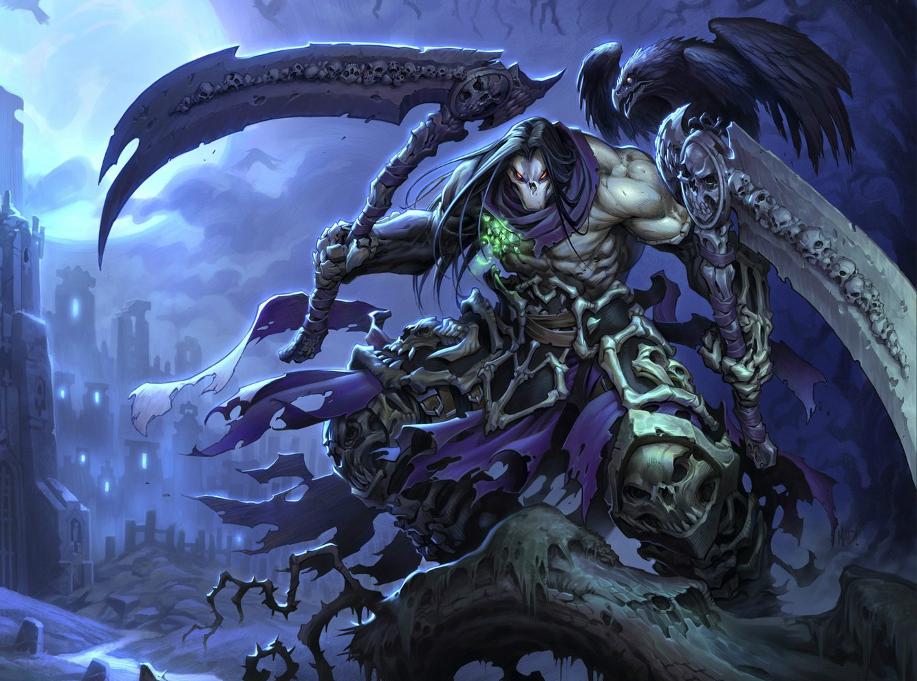 Darksiders Review  IGN