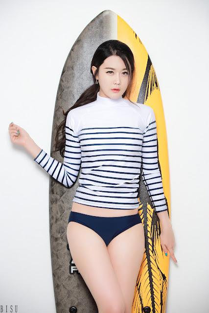 2 Eun Ha Young - Three Studio Sets - very cute asian girl-girlcute4u.blogspot.com