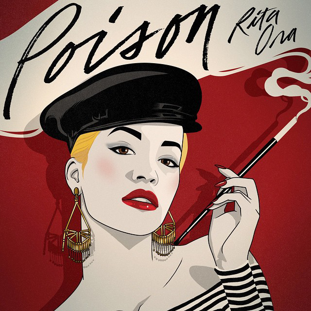 New Poison New Music Rita Ora's Poison