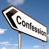 image: confession