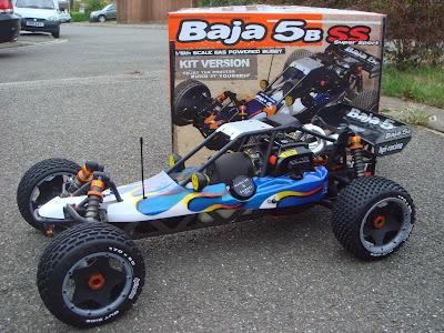 Hpi Baja 5B SS Kit