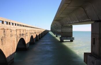 Key West Seven mile bridge