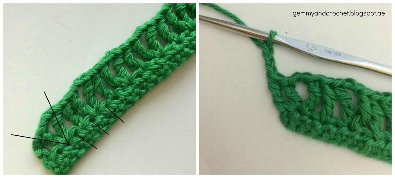 ALL ABOUT CROCHET: Free Pattern: Cozy Bib Crochet Necklace