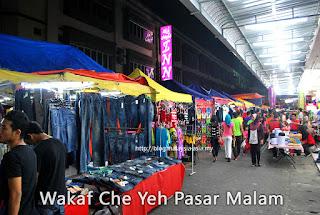 Wakaf Che Yeh Market