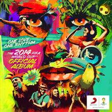 one love one rhythm fifa 2014 world cup