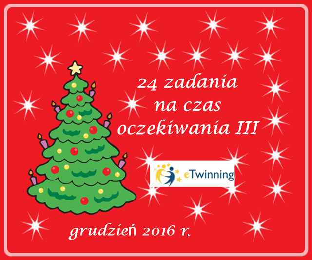 Projekt eTwinning 2016