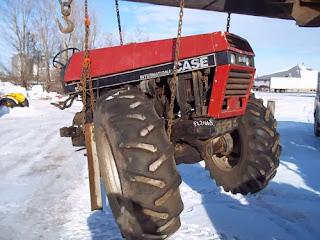 Case 1594 tractor parts
