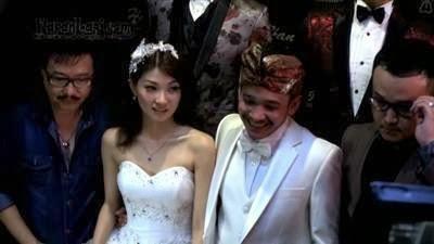 Resepsi Ruben Onsu dan Wenda Tan 2