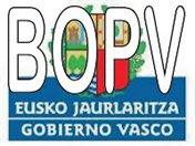BOLETIN OFICIAL DEL PAIS VASCO