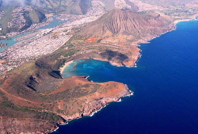 Baía de Hanauma – Havaí