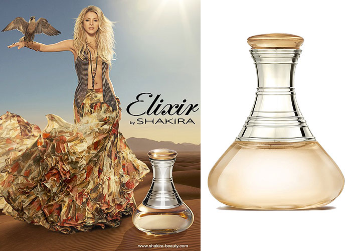 ELIXIR BY SHAKIRA RESENHA NO VILLAGE BEAUTÉ