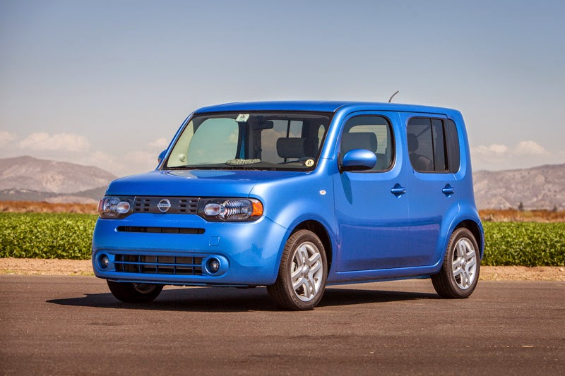 2014 Nissan Cube to be the last model year?
