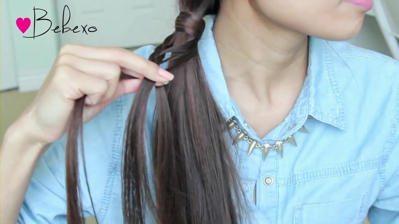 Cara Membuat Rambut Di Ikat | newhairstylesformen2014.com