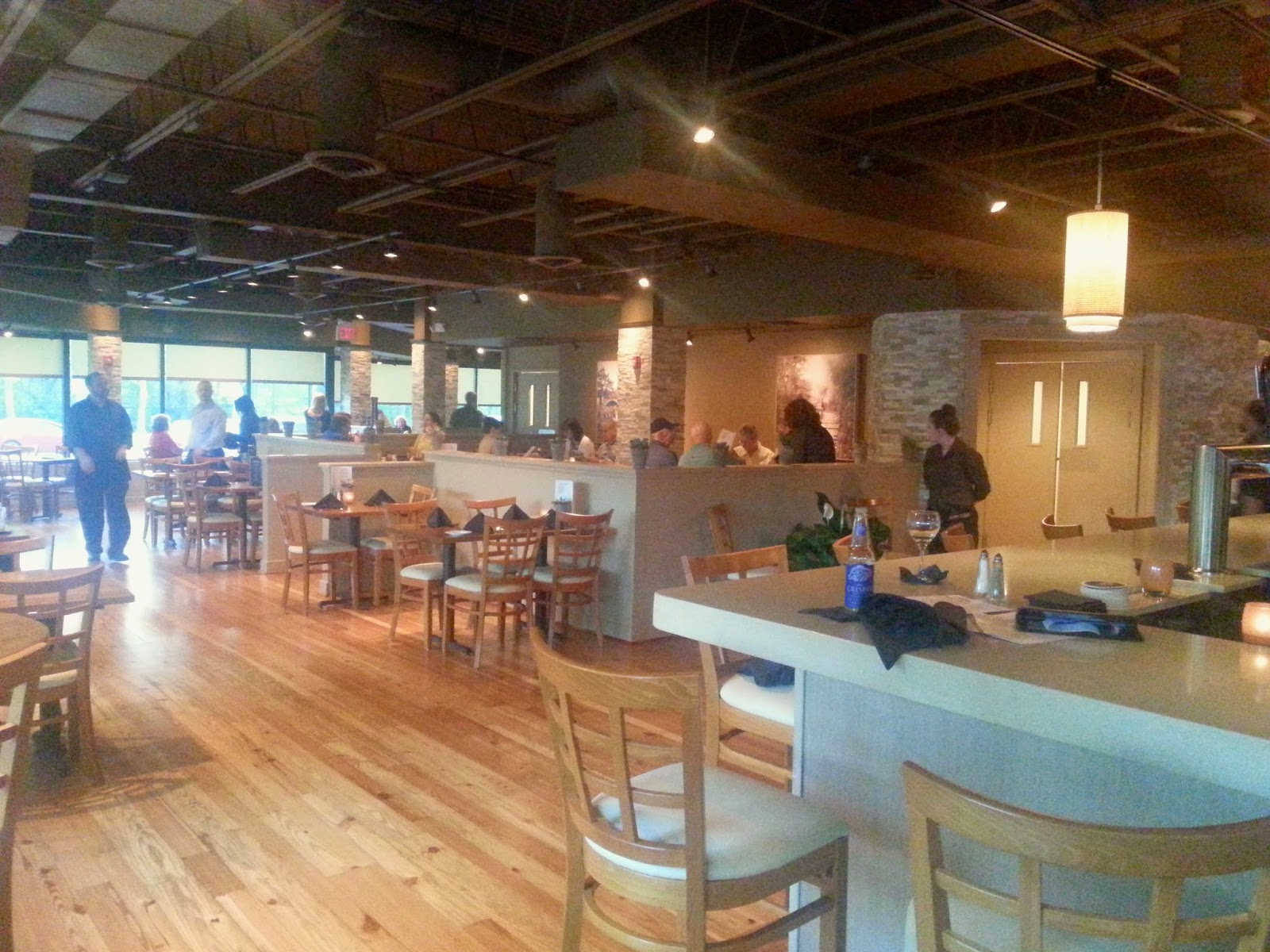 Good Eats: Centre Park Grill in Columbia – The Bare Midriff