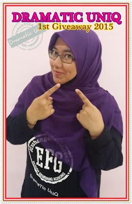efg, exchange feed group, parody, dramatic uniq, celoteh adkdayah, ParodyMe : 1st Giveaway By DRAMATIC UNIQ