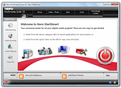 Nero Multimedia Suite free download