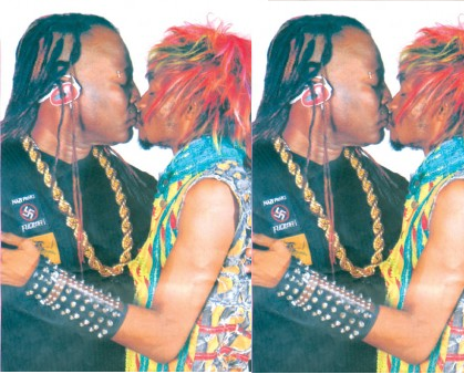 """That Picture Of Me Kissing Charlyboy Was Photoshopped""- Derenle Edun"