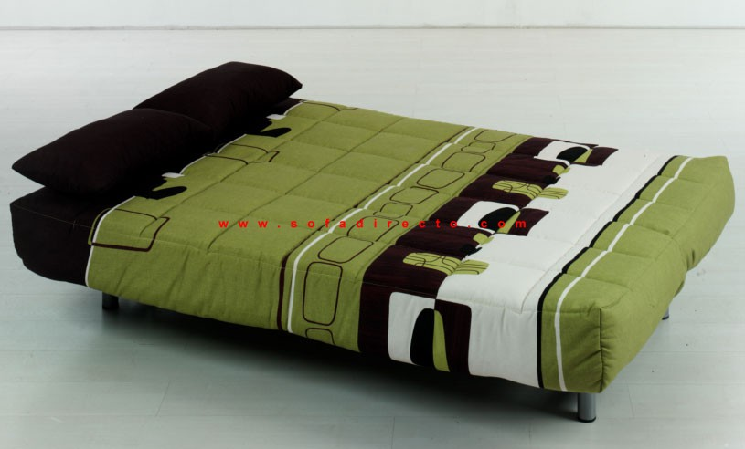 Sofa cama - Sofa cama verde ...