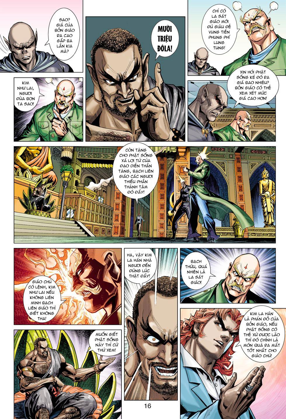 Tân Tác Long Hổ Môn trang 49