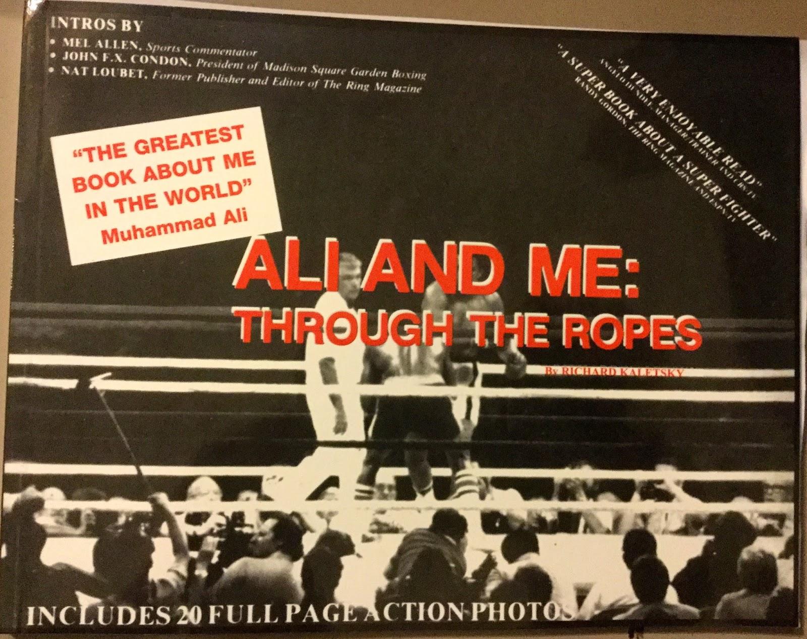 KO Fantasy Boxing: Rick Kaletsky\'s @MuhammadAli Museum of Bethany, CT