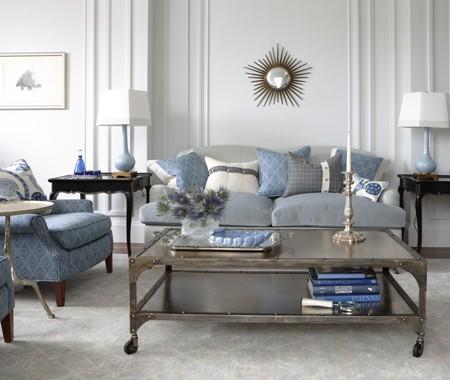 Heart of gold inspiring interiors living spaces - Sarah richardson living room ideas ...