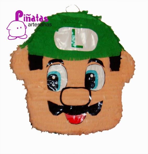 Piñata Luigui