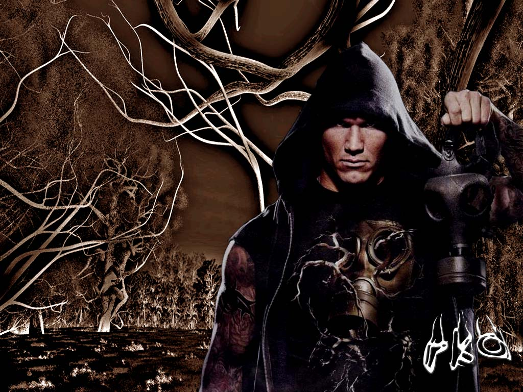 Randy Orton Digital Hd Photos